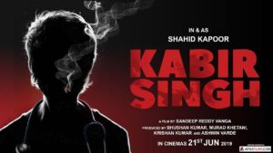 kabir Singh ringtones and bgm